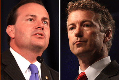 Senators Rand Paul and Mike Lee to Visit NH
